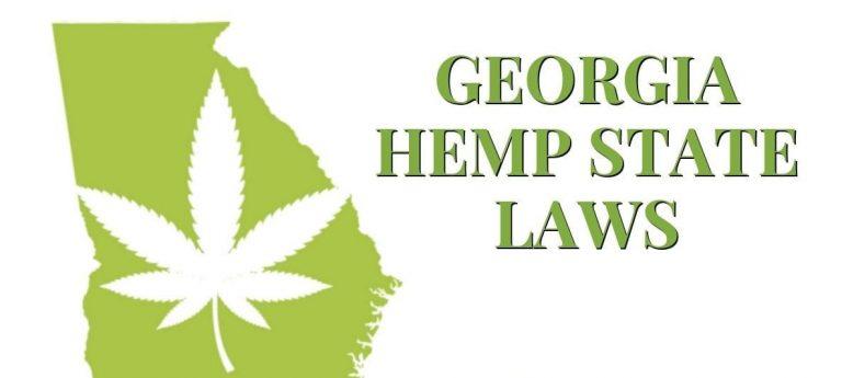Is Hemp Legal In Georgia