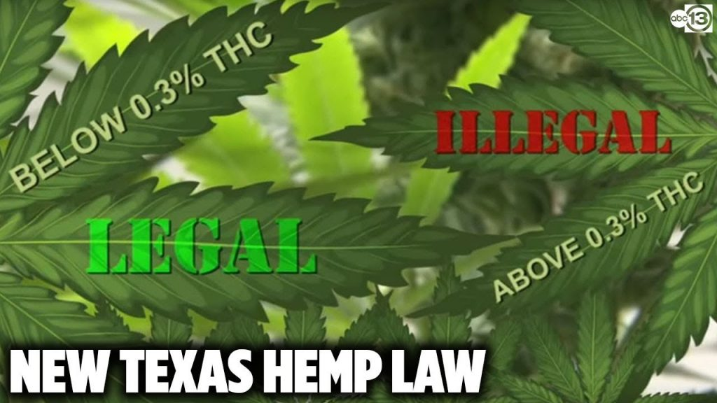 Is Hemp Legal In Texas