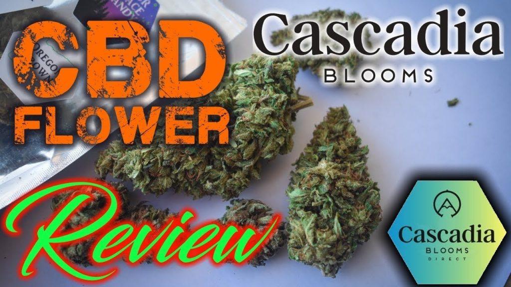 Cascadia Blooms CBD Hemp Flower