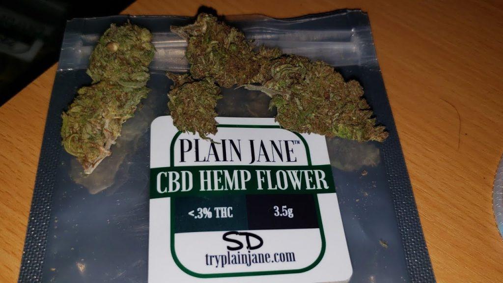 Plain Jane CBD Hemp Flower