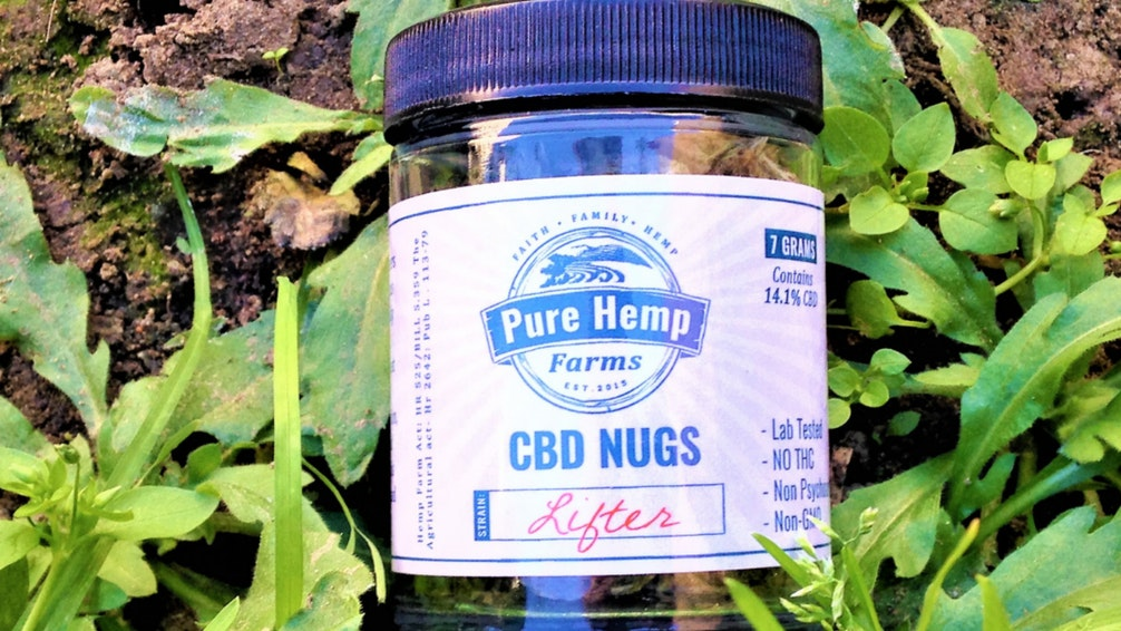 pure hemp farms product